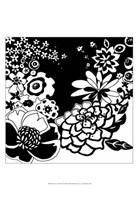 "Tokyo Garden II by Chariklia Zarris - 13"" x 19"", FulcrumGallery.com brand"