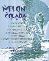 Melon Colada Fine Art Print