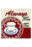 """Fine Tea by Chariklia Zarris - 13"""" x 19"""""""