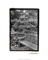 """Garden Respite I by Laura Denardo - 16"""" x 20"""""""