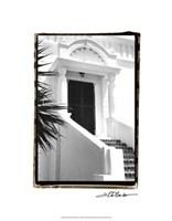 "Bermuda Architecture II by Laura Denardo - 15"" x 20"""