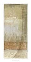 """Iron and Lace II by Jennifer Goldberger - 17"""" x 34"""", FulcrumGallery.com brand"""
