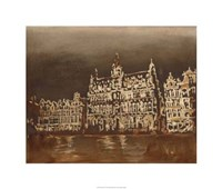 "Brussels II by Megan Meagher - 26"" x 22"""