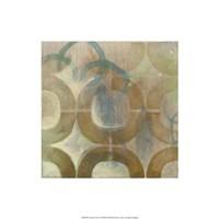 "Garden Link I by Megan Meagher - 16"" x 16"""