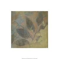 "Garden Link II by Megan Meagher - 16"" x 16"""