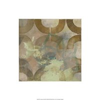 "Garden Link III by Megan Meagher - 16"" x 16"""