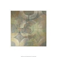 "Garden Link IV by Megan Meagher - 16"" x 16"""