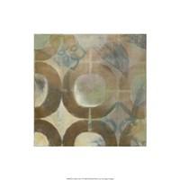 """Garden Link V by Megan Meagher - 16"""" x 16"""""""