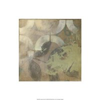 "Garden Link VI by Megan Meagher - 16"" x 16"""