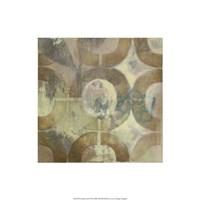 "Garden Link VII by Megan Meagher - 16"" x 16"""