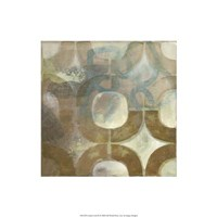 "Garden Link IX by Megan Meagher - 16"" x 16"""