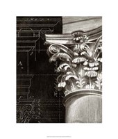 """Architectural Design II by Ethan Harper - 22"""" x 26"""""""