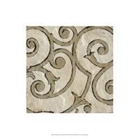 Renaissance Composition II Framed Print