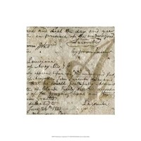 Renaissance Composition IV Framed Print