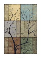 "Arbor Elements by Jennifer Goldberger - 30"" x 42"", FulcrumGallery.com brand"