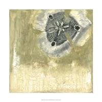 """Celadon in Bloom I by Jennifer Goldberger - 22"""" x 22"""""""