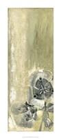 Celadon in Bloom IV Framed Print
