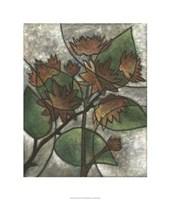 """Chloe's Flowers II by Megan Meagher - 22"""" x 26"""""""