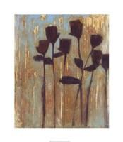 Rustic Blooms I Fine Art Print