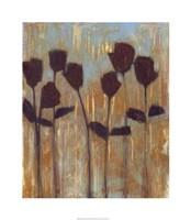 "Rustic Blooms II by Norman Wyatt Jr. - 26"" x 30"", FulcrumGallery.com brand"
