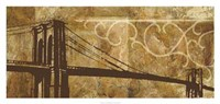 "Urban Icon I by Ethan Harper - 36"" x 17"""