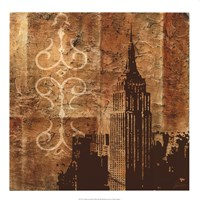 Urban Icon III Fine Art Print