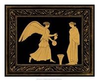 Etruscan Scene II Fine Art Print