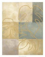 "Arbor Leaves I by Chariklia Zarris - 22"" x 28"""