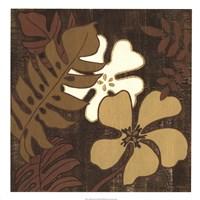 Calypso Floral I Fine Art Print