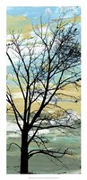 """December Morning II by Alicia Ludwig - 14"""" x 29"""""""