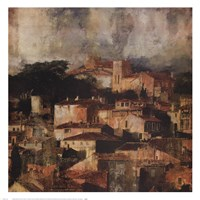 Tuscany Study II Fine Art Print