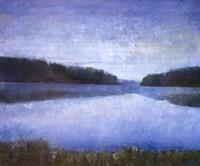Silent Lake Fine Art Print