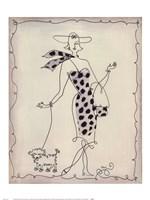 Shabby Chic II Fine Art Print
