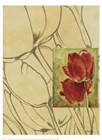 Fleur De Fleur II Fine Art Print