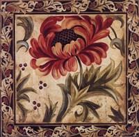 Floral Daydream II Framed Print