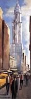 Empire State Building - street view Fine Art Print