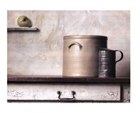 "Crock and Apple by Gaetano Art Group - 28"" x 22"""