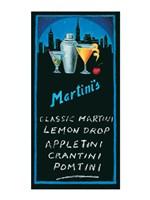 Martinis Fine Art Print