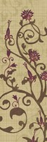 "Curly Grass II by Tandi Venter - 12"" x 36"", FulcrumGallery.com brand"