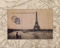 Destination Paris II Fine Art Print