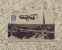 Destination Paris III Fine Art Print
