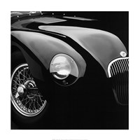 Jaguar C-Type Framed Print