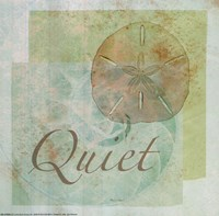 "SEALIFEQUIET by Jessica Vonammon - 8"" x 8"""