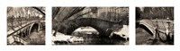"Central Park Bridges by Christopher Bliss - 28"" x 8"" - $18.99"