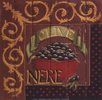 Olive Nere Fine Art Print