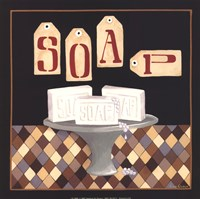Soap Dish Fine Art Print