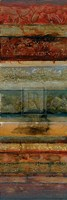 "Cardinal Point II by Edward Algernon Stuart Douglas - 16"" x 48"""