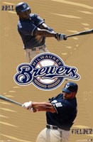 Brewers - Collage Wall Poster