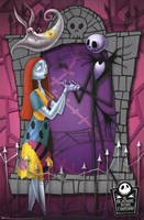 The Nightmare Before Christmas - Love Wall Poster