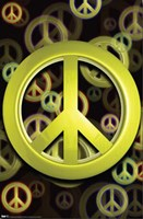 Peace Wall Poster